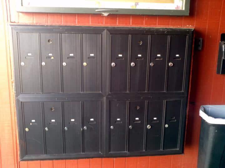 Popolo Village Mailbox