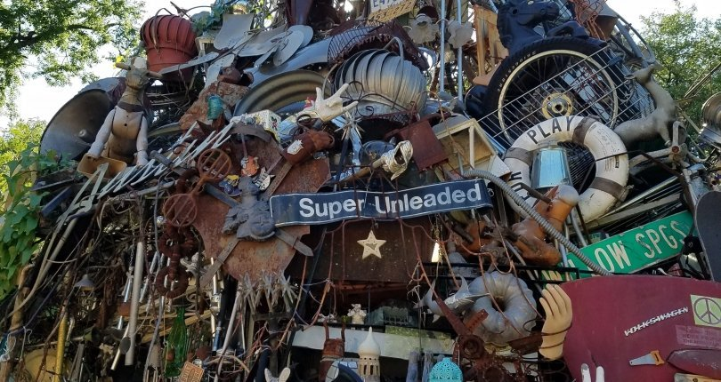The Cathedral of Junk – Everything you could want to know