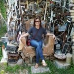 cathedral of junk throne