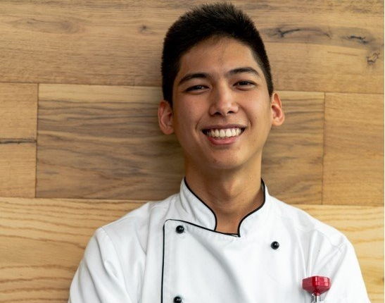 Forget take out food. Bring home the whole Chef. Meet Rene Helit.