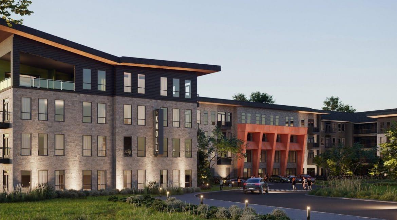 knoll apartments south congress austin
